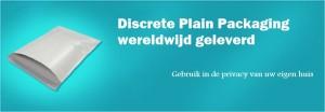 NOVOGLAN Discrete Plain Packaging wereldwijd geleverd - Gebruik in de privacy van uw eigen huis