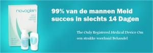 NOVOGLAN - 99% van de mannen Meld succes in slechts 14 Dagen - The Only Registered Medical Device Om een strakke voorhuid Behandel